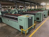 Rieter E80 Comber Machines